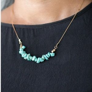 Back to Nature-Turquoise